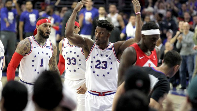 Jimmy Butler Sixers