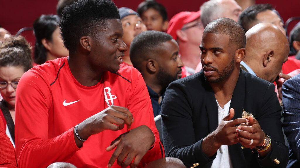 Houston Rockets handlują całym składem!