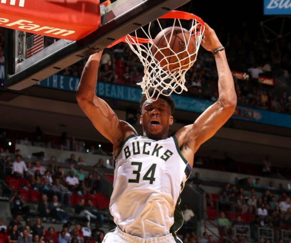 Giannis All-NBA