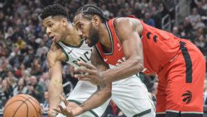 Raptors – Bucks: Czy Toronto stać na równą serię?