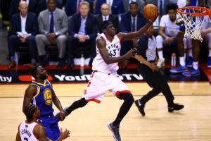 Pascal Siakam Night – Toronto Raptors prowadzą 1-0
