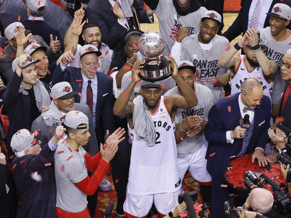 Toronto Raptors w Finale NBA! Kawhi obraca losy meczu!