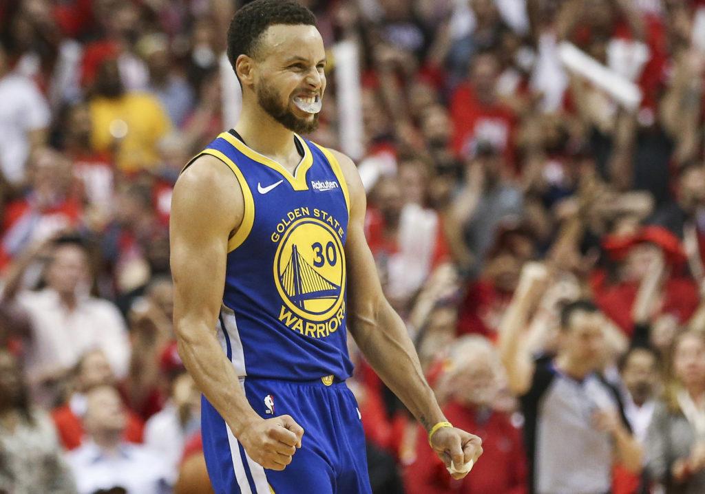 Warriors w Finale Konferencji, kosmiczna 4. kwarta Curry'ego!