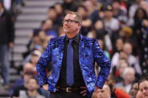 Nick Nurse nowym trenerem reprezentacji Kanady