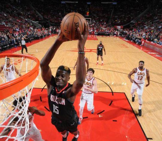 Houston Rockets Clint Capela