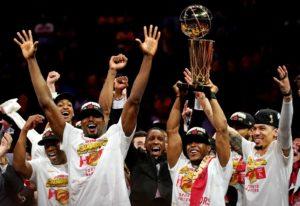 Toronto Raptors nowymi mistrzami NBA!