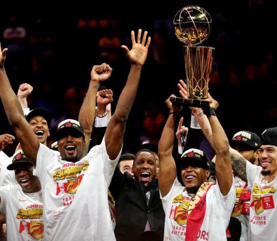 Toronto Raptors NBA Champions