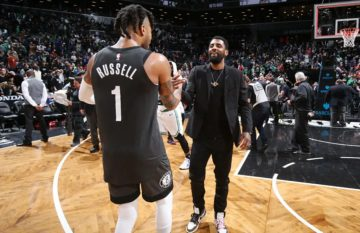 Brooklyn Nets stają przed wyborem – albo Irving, albo Russell