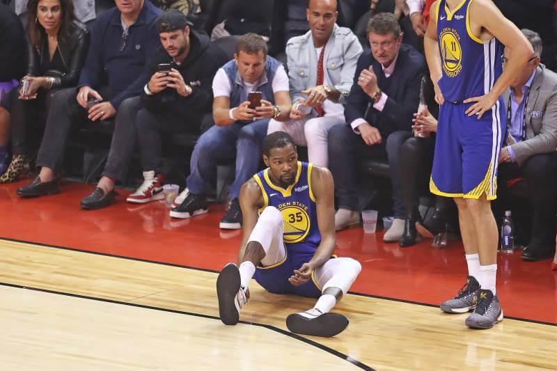 Kevin Durant przeszedł operację