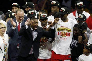 Masai Ujiri z olbrzymią ofertą od Washington Wizards