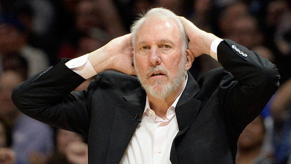 Gregg Popovich NBA