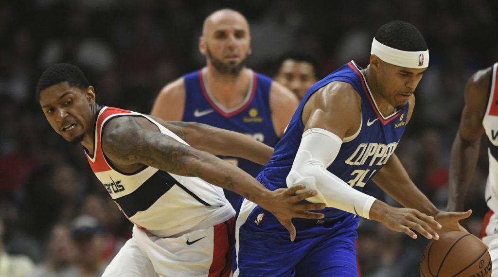 LA Clippers chcieli połączyć Hardena z Leonardem