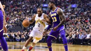 Czy Lakers właśnie przespali Offseason? Mają tylko czterech graczy!