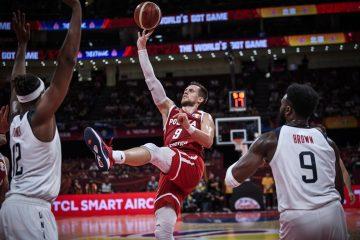 Polska przegrywa z USA mecz o 7. miejsce po świetnej drugiej połowie