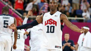 Kobe Bryant: Czasy dominacji Team USA już minęły