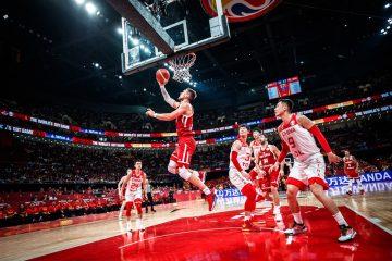 ALE THRILLER! Polska wygrywa z Chinami po dogrywce!