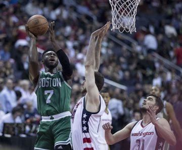 Jaylen Brown nie dogada się z Celtics?