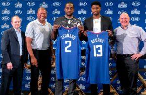 Kulisy letniego zwycięstwa Los Angeles Clippers