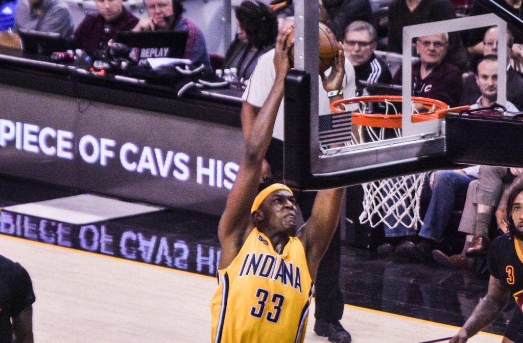 14) Indiana Pacers – Koszykarski potencjał prowincji