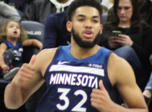 Karl-Anthony Towns na celowniku Warriors