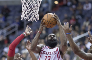 7) Houston Rockets – Harden+Westbrook = ?