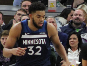 Karl-Anthony Towns krytykuje wybory do All-Star Game