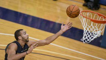 Game-winner Tobiasa Harrisa, Utah Jazz najlepsi w NBA