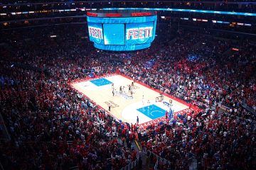 4) Los Angeles Clippers – zupełnie nowy Super-Team
