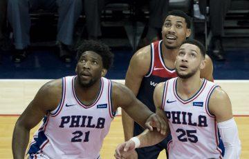 2) Philadelphia 76ers – Joel Embiid i jego wysoki skład kolegów