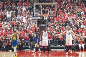 11) Toronto Raptors – Nigdy nie lekceważ serca mistrza