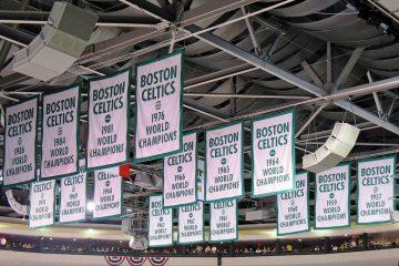 9) Boston Celtics – czas na bostońską młodzież