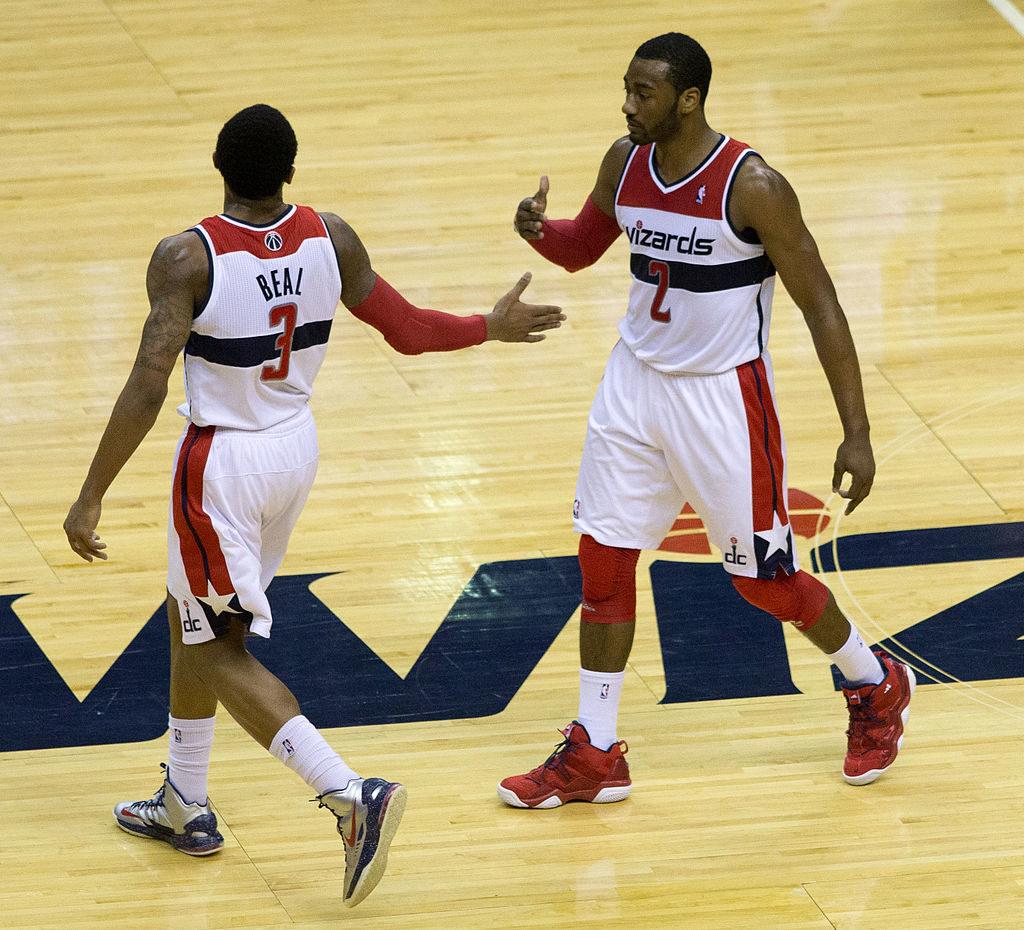 25) Washington Wizards, czyli Bradley Beal i mugole