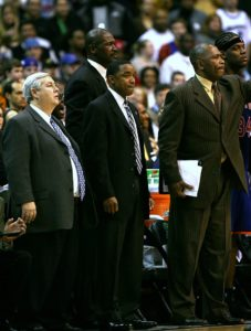 Pistons postawią pomnik Isiah Thomasowi