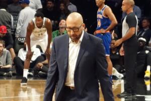 New York Knicks zwalniają Davida Fizdale'a!