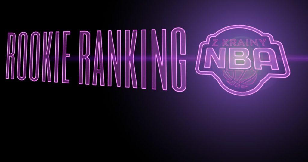 Rookie Ranking #1 -bez Ziona,Kendrick Nunn objawieniem początku sezonu