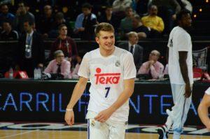 Luka Doncic zaskoczony swoją formą