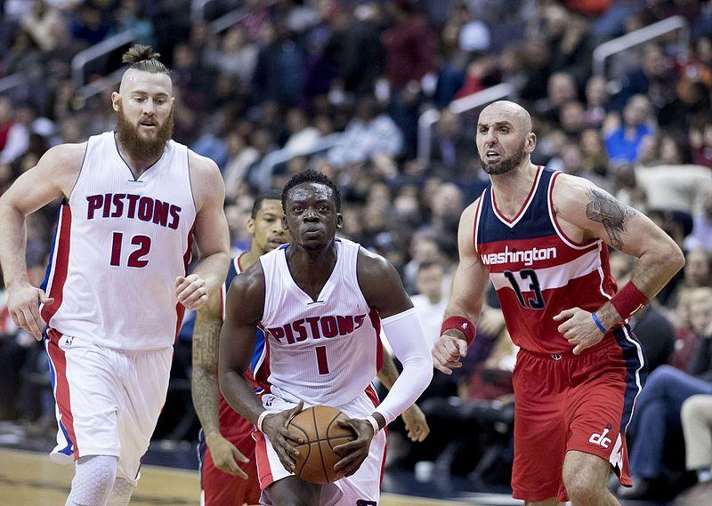 Pistons tracą rozgrywającego na najbliższy miesiąc
