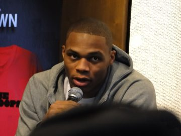 LA Clippers pytają o Russella Westbrooka