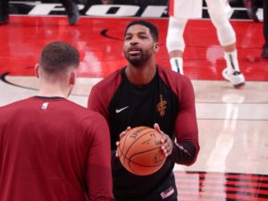 Tristan Thompson nie do ruszenia z Cavaliers