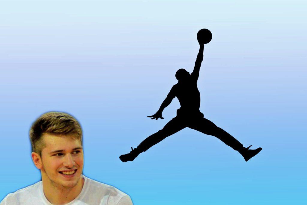 Luka Doncic podpisze kontrakt obuwniczy z Jordan Brand