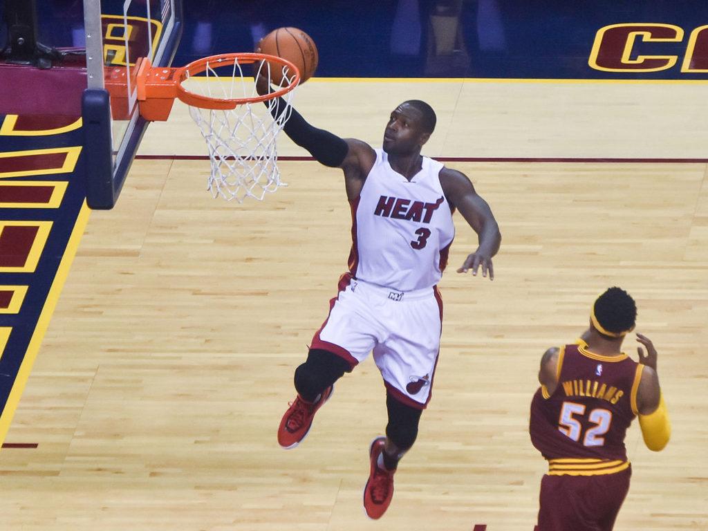 Miami Heat zastrzegą numer Dwyane'a Wade'a w tym sezonie