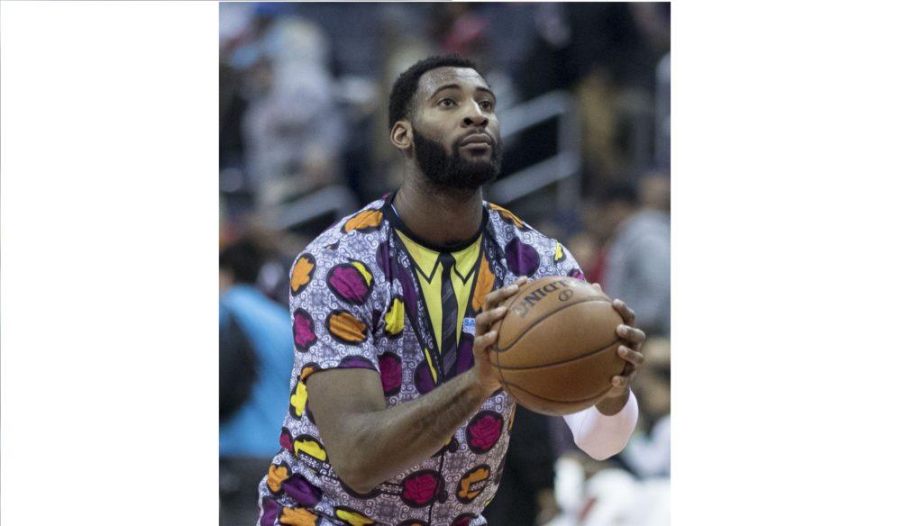 Drummond: Chcę grać w Detroit do końca swojej kariery