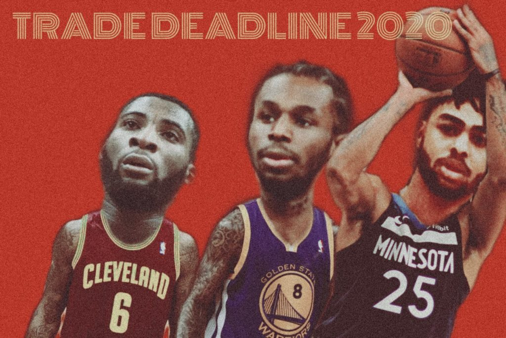 Drummond w Cavs, Russell w Wolves, Wiggins w GSW – Trade Deadline 2020