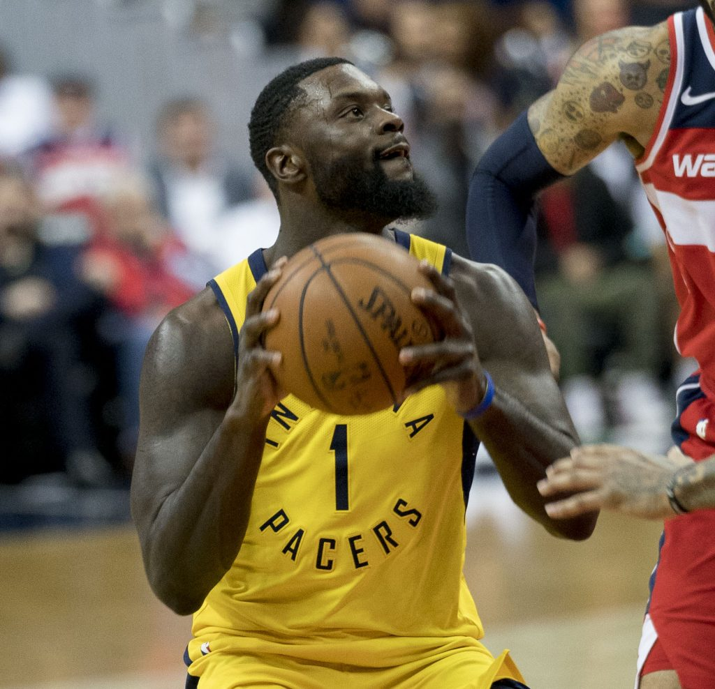 Lance Stephenson chce wrócić do NBA