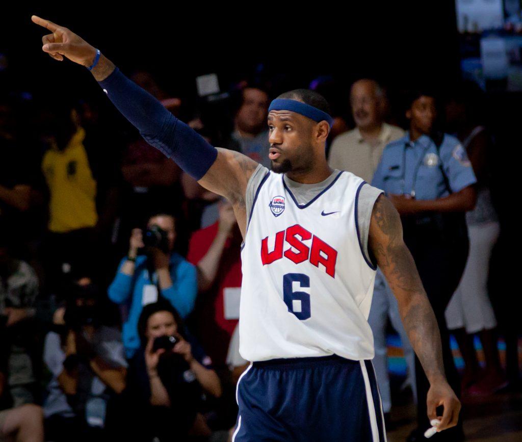 Poznaliśmy szeroką kadrę USA na Igrzyska Olimpijskie