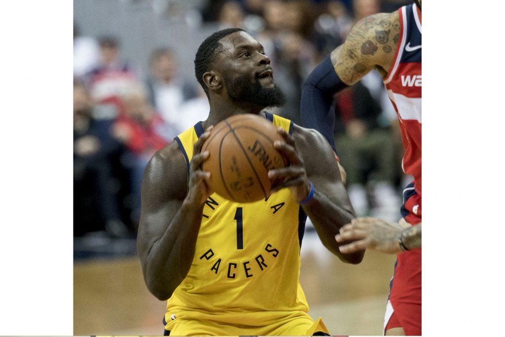 Indiana Pacers spróbują wzmocnić się Lancem Stephensonem
