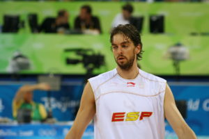 Z archiwum FIBA – Hiszpania vs Francja z 2015