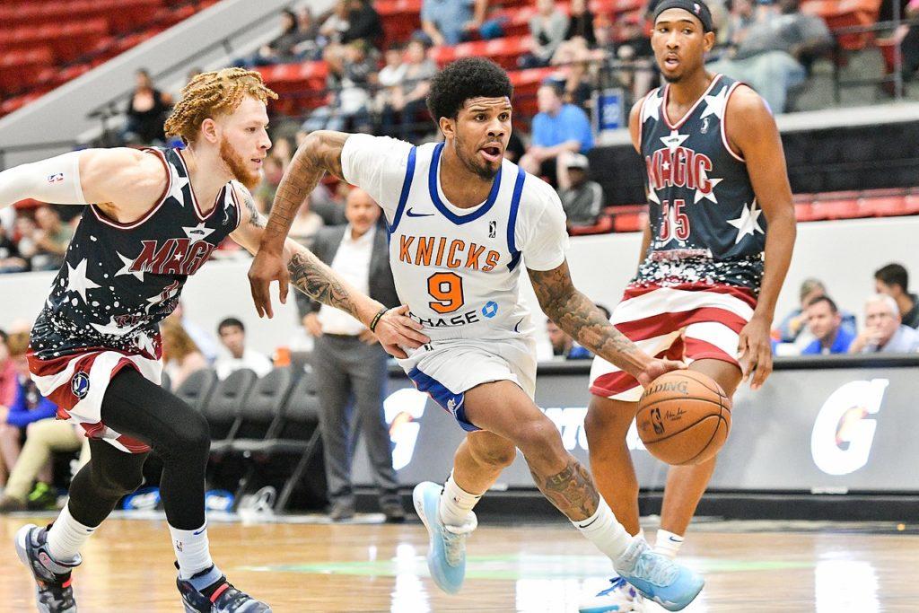 Sezon G-League odwołany, co nowego w sprawie rozgrywek NBA?