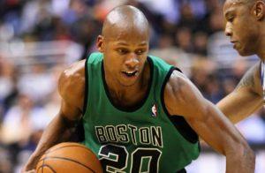 Ray Allen: Dostawałem groźby śmierci od fanów Boston Celtics