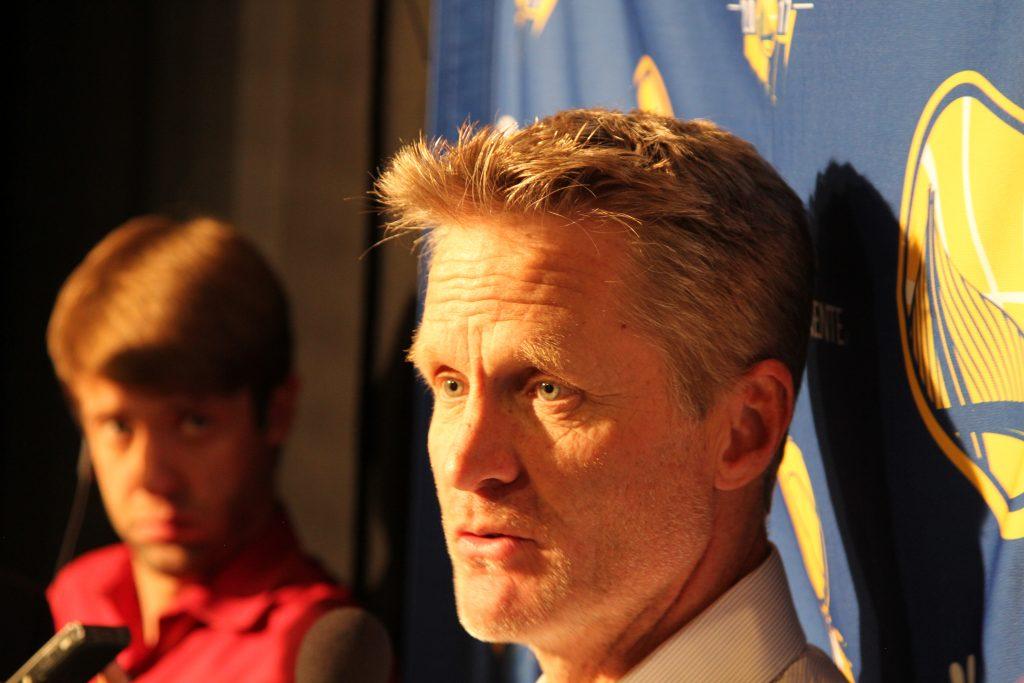 Steve Kerr: To jest już dla nas offseason